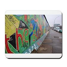Berlin Wall Mousepad