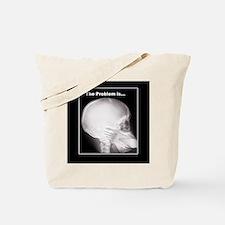 Unique Xray Tote Bag
