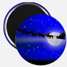 Unique Santa clause christmas day Magnet