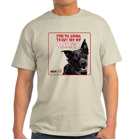 """""""What"""" Light T-Shirt"""