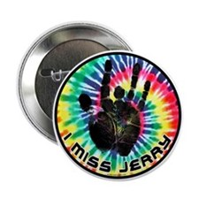 """I Miss Jerry 2.25"""" Button"""