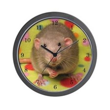 Dumbo Rat Wall Clock