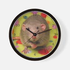Dumbo Rat Wall Clock