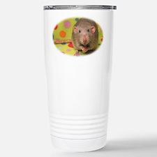 Dumbo Rat Stainless Steel Travel Mug