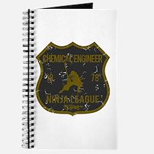 Chemical Engineer Ninja League Journal