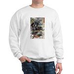 Japanese Samurai Warrior Narishige Sweatshirt