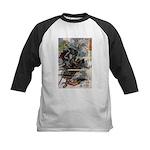Japanese Samurai Warrior Narishige Kids Baseball J