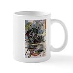 Japanese Samurai Warrior Narishige Mug