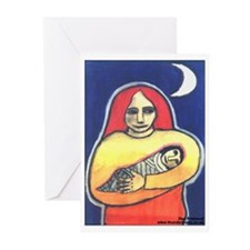 Cute Child birth Greeting Cards (Pk of 10)