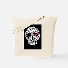 skullmylover Tote Bag