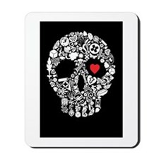 skullmylover Mousepad