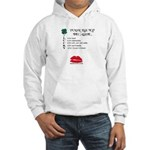 SEALED WITH A KISS Hooded Sweatshirt