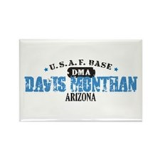 Davis Monthan Air Force Base Rectangle Magnet