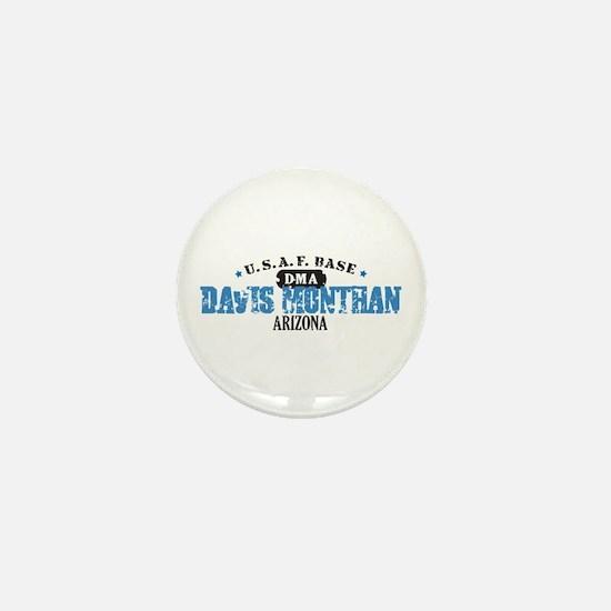 Davis Monthan Air Force Base Mini Button