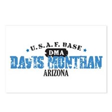 Davis Monthan Air Force Base Postcards (Package of