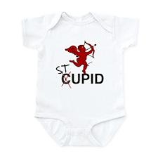 """Stupid"" Infant Bodysuit"
