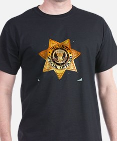 Security Special Officer T-Shirt