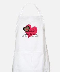 DEAR SOLDIER GIFTS BBQ Apron