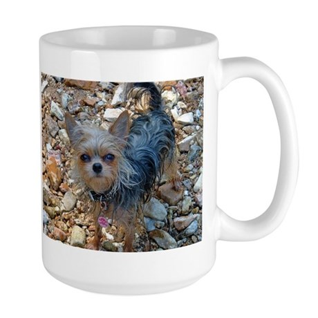 Your Bootie or Your Life Large Mug