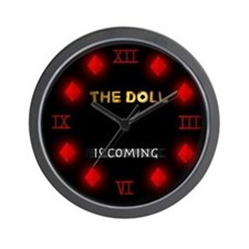 TD Curse Clock