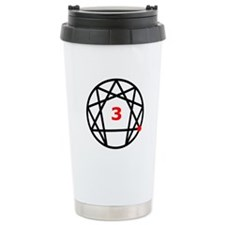 Enneagram Type 3 Travel Coffee Mug