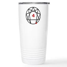 Enneagram Type 4 Travel Mug