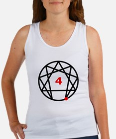 Enneagram Type 4 Women's Tank Top