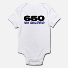 Unique Mateo Infant Bodysuit