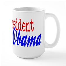 44th President Obama Mug