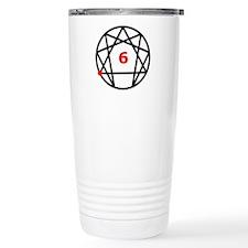 Enneagram Type 6 Travel Coffee Mug