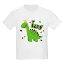 Dinosaur Princess Izzy T-Shirt