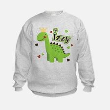 Dinosaur Princess Izzy Sweatshirt