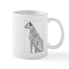 Cheetahs Small Mug