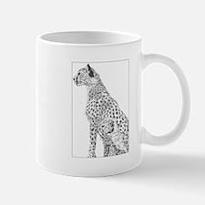 Cheetahs Small Small Mug