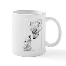 Wolves Small Mug