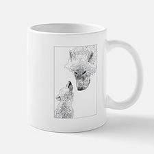 Wolves Small Small Mug
