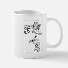 Giraffes Small Small Mug