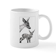 Deer Small Mug