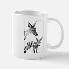 Deer Small Small Mug