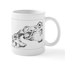 Hippos Small Mug