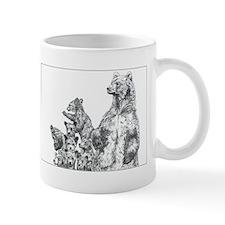 Bears Small Mug