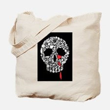 skullmytears Tote Bag