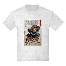 Japanese Samurai Warrior Morimasa T-Shirt