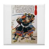 Samurai warriors Drink Coasters