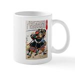 Japanese Samurai Warrior Morimasa Mug