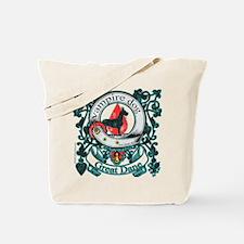 Vampire Dog Great Dane Tote Bag