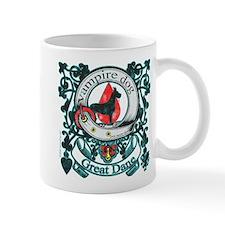 Vampire Dog Great Dane Mug
