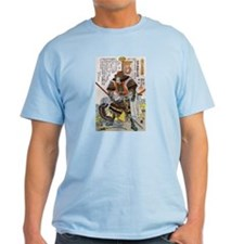 Japanese Samurai Warrior Yoshiaki T-Shirt