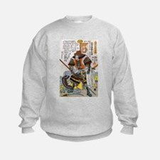 Japanese Samurai Warrior Yoshiaki Sweatshirt
