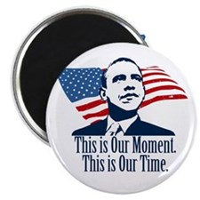 This is Our Moment Obama Magnet